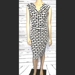 White House Black Market Career Dress Sz 2